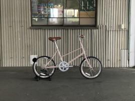 [BRUNO] ブルーノ / 2019 / Mixte F / BROWN /¥54,000(税抜)