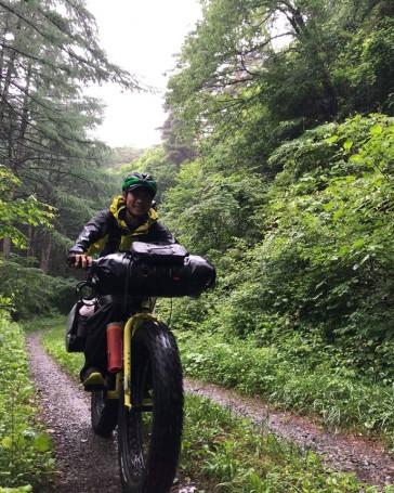6/27(水)-28(木)小口良平さん「バイクパッキングツアー」開催!