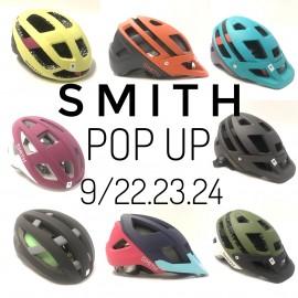 【SMITH POP UP】9/22~9/24まで!