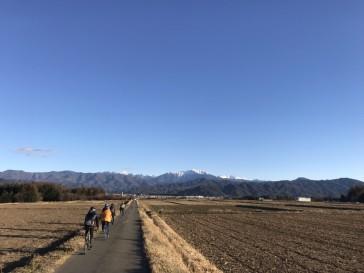 【イベントレポート】伊那谷走り納めライド