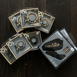【knog】Oi Luxe / FANG 入荷です。