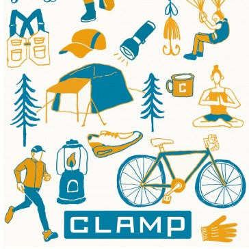 Instagramアカウント【clamp_ina】始めます!