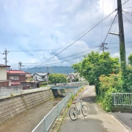 【tokyobike試乗レポート】小路の諏訪散策