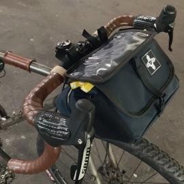 【PAPERSKY×RawLow】Bike'n Hike FRONT BAG